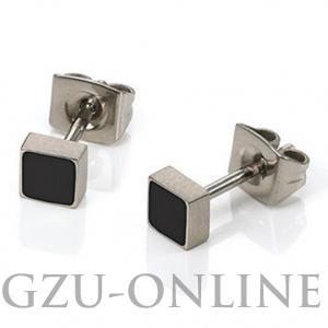 Boccia Titanium oorstekers