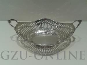 een 925 zilveren  bonbonschaaltje
