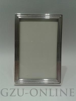 een 925 zilveren  fotolijst