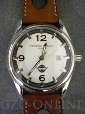 een herenhorloge Frederique Constant