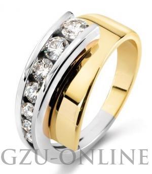 een ring R & C