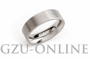 een titanium ring Boccia
