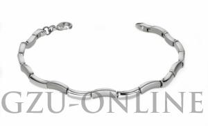 een titanium armband Boccia
