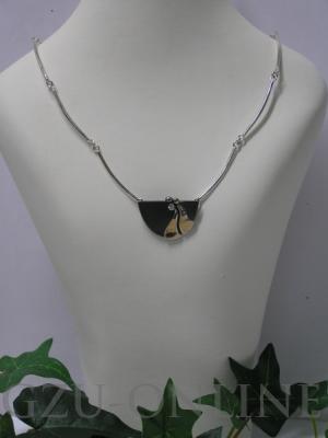 een 925 zilveren collier
