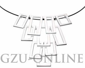 een zilver 925 zilveren  collier Quinn