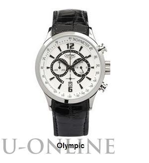 een herenhorloge Olympic