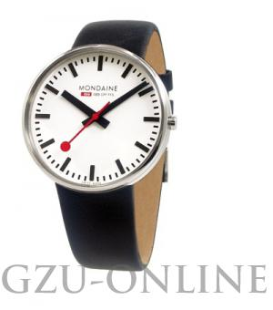 een herenhorloge Mondaine
