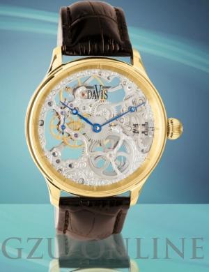 een herenhorloge Davis